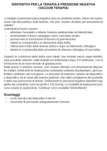 Schema introduttivo delle classificazioni prodotto